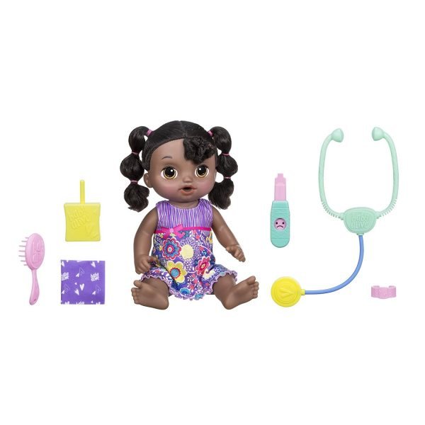 8. Baby Alive Sweet Tears Baby (African American)