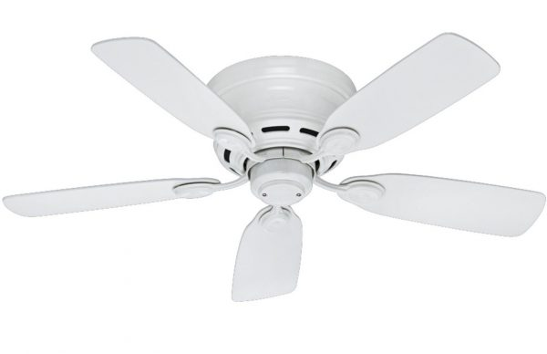9. Hunter 51059 5-Blade Ceiling Fan