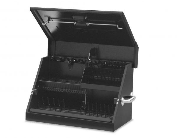 3. Montezuma Portable Tool Box -Truck Bed Storage Chest with Steel Construction & Locking Lid - SM200B