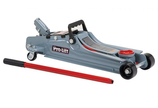 2. Pro-Lift F-767 Grey Low Profile Floor Jack - 2 Ton Capacity