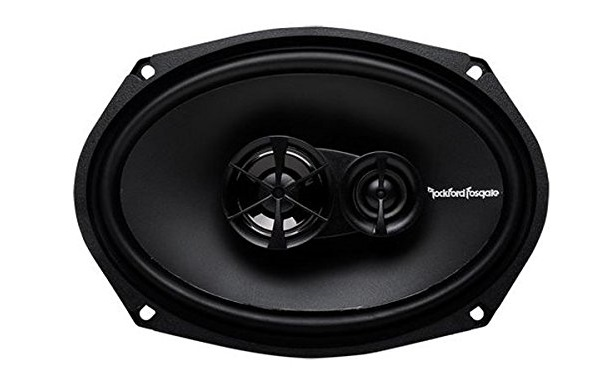 3. Rockford Fosgate R169X3 Prime, Inch 3-Way Full-Range Coaxial Speaker - Set of 2