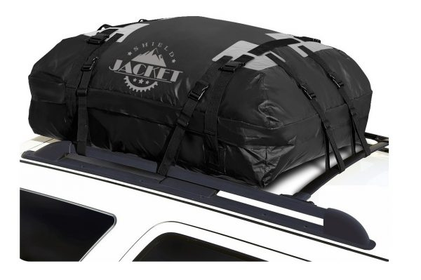3. SHIELD JACKET Waterproof Roof Top Cargo Luggage Travel Bag