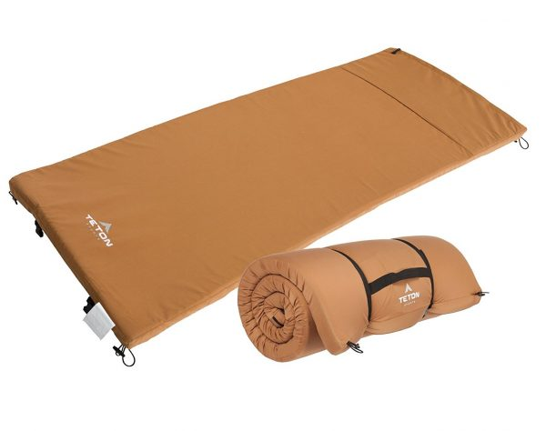 3. TETON Sports Camping Pad; Lightweight Foam Sleeping Pad for Camping