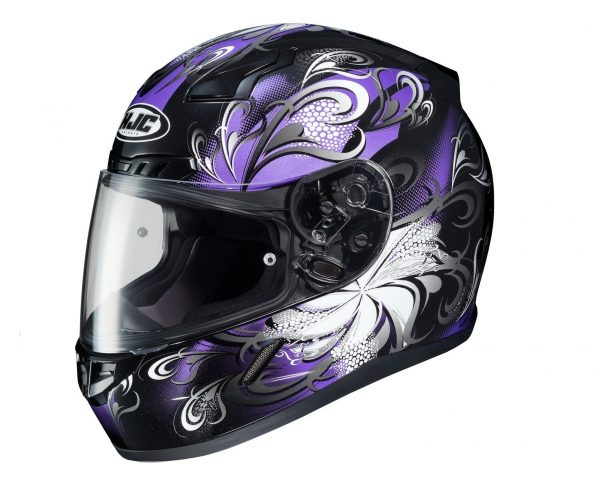 5. HJC Cosmos Womens CL-17 Street Bike Motorcycle Helmet