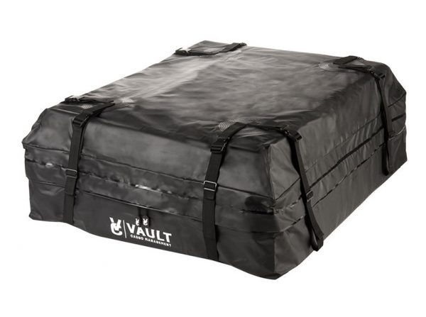 6. Waterproof Canvas Cargo Storage Roof Bag by Vault Cargo