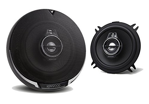 7. New Kenwood KFC-1395PS, Watt 3-Way Car Audio Coaxial Speakers Stereo