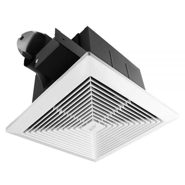 8. BV Ultra-Quiet 90 CFM, 0.8 Sone Bathroom Ventilation and Exhaust Fan