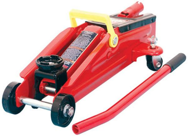 8. Torin Big Red Hydraulic Trolley Floor Jack, 2 Ton Capacity