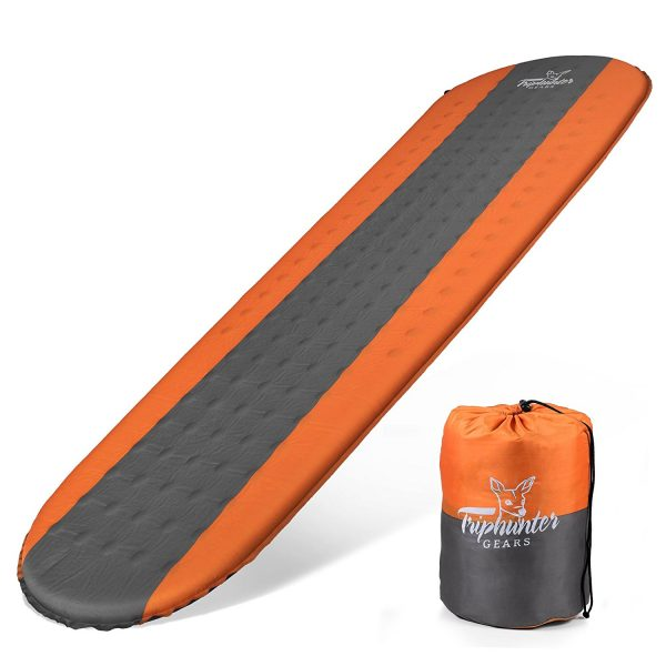 9. Self Inflating Sleeping Pad Lightweight