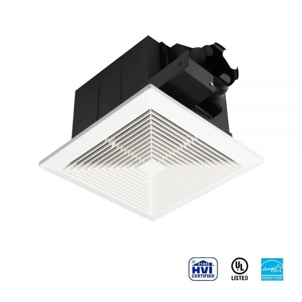 9. Ultra Quiet Ventilation Fan Bathroom Exhaust Fan