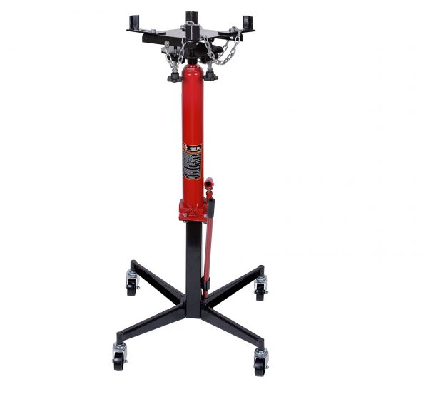 2. Torin Big Red Telescoping Hydraulic Transmission Floor Jack