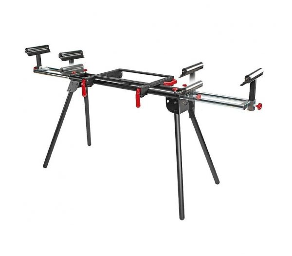 6. Craftsman Universal Miter Saw Stand. Compact Design That Is Easy to Transport and Store.