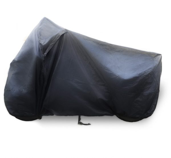6. GAUCHO Motorcycle cover – Heavy duty all-season outdoor protection for sport bikes - Waterproof outside shelter with soft cotton and heat resistant liner inside
