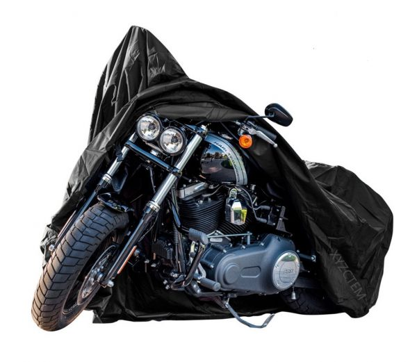 7. New Generation Motorcycle cover