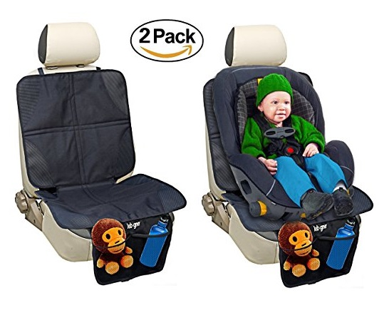 9. Car Seat Protector By Lebogner