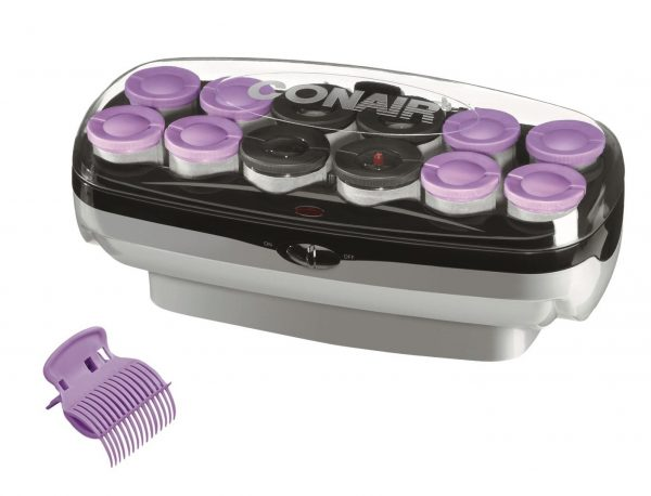 1. Conair Xtreme Instant Heat Jumbo And Super Jumbo Hot Rollers; Bonus Super Clips Included - Amazon Exclusive