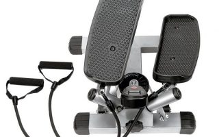 1. Sunny Health & Fitness NO. 045 Twister Stepper