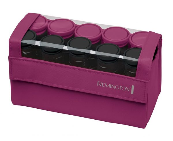 2. Remington H1015 Compact Ceramic Worldwide Voltage Hair Setter, Hair Rollers