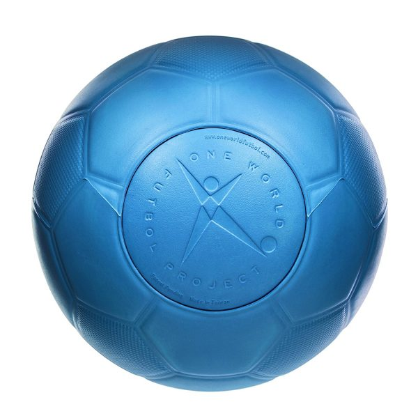 3. One World Play Project Indestructible Soccer Ball