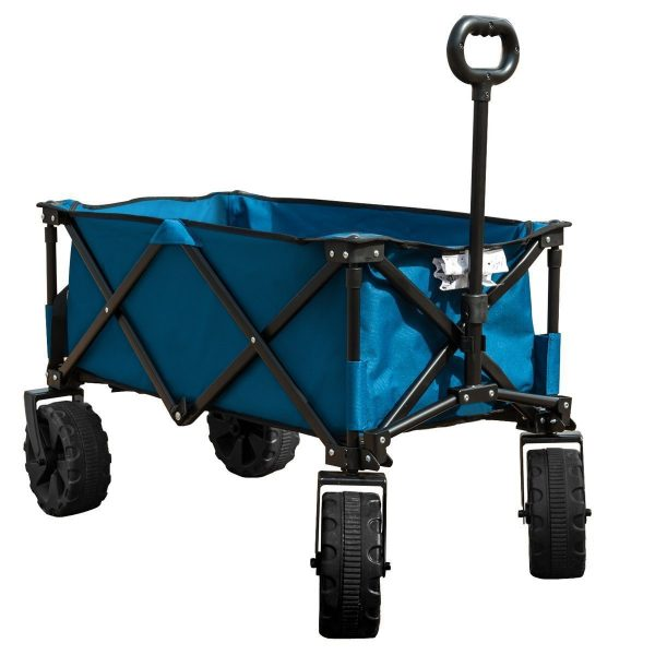 4. Timber Ridge Folding Camping Wagon