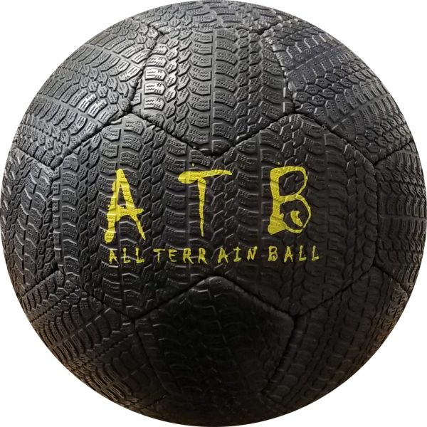5. American Challenge All Terrain Outdoor Rubber Street Soccer Ball