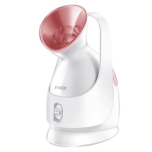 5. K-SKINFacial Steamer Superfine Hot Mist to Moisturize and Cleanse Compact Design