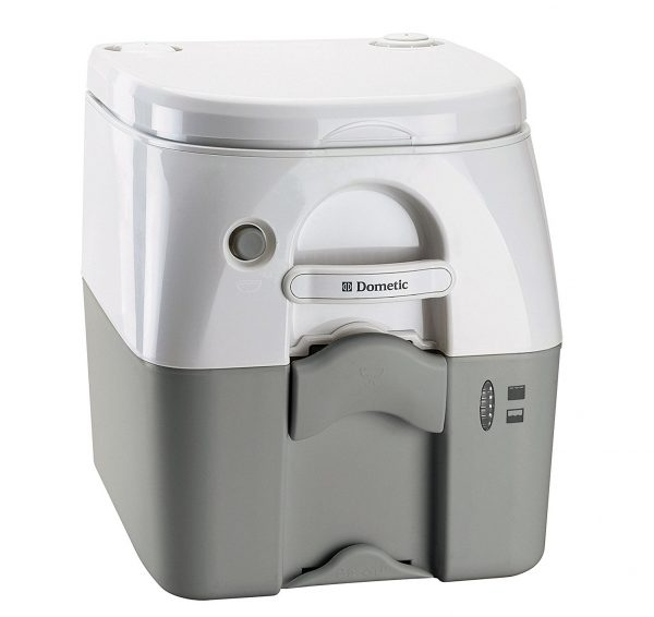 6. Dometic 301097506 Portable Toilet 5.0 Gallon