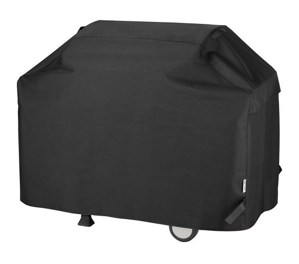 6. Unicook Heavy Duty Waterproof Barbecue Gas Grill Cover, 65-inch BBQ Cover