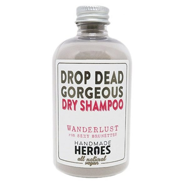 7. All Natural, Vegan Dry Shampoo Powder for Brunettes and Blondes (2.4oz)
