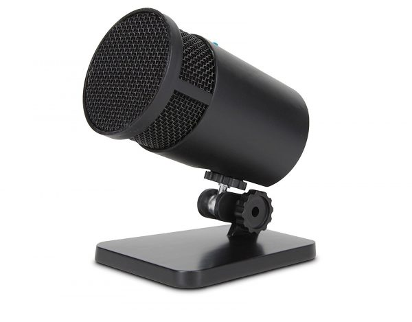 7. Cyber Acoustics USB Condenser Microphone for Podcasts, Gaming, Vocal