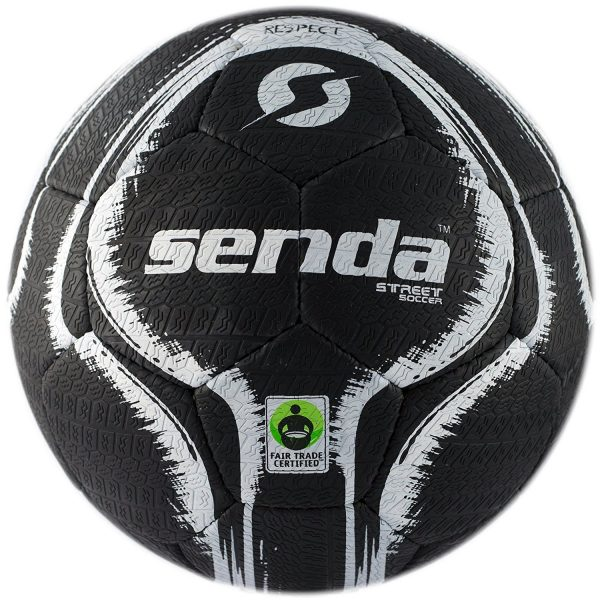 7. Senda Street Soccer Ball, Fair Trade Certified