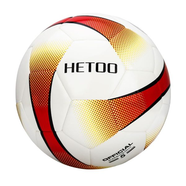 8. hetoo Waterproof Soccer Ball, Most Reasonable Construction technology football for Adult and Kids