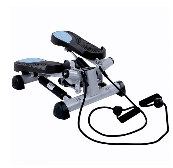9. EFITMENT Twist Fitness Stepper Step Macine with Resistance Bands for Fitness & Exercise - S023