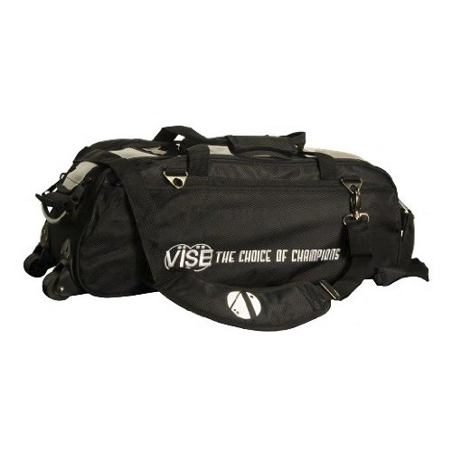 10. Vise Three Ball Tote Roller Bowling Bag