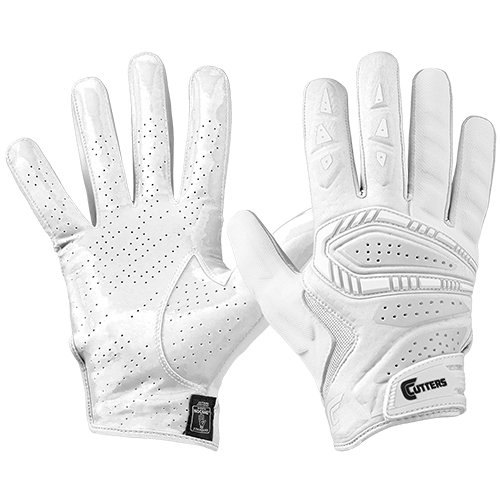 5. Cutters S652 Gamer 3.0 Padded Receiver Glove