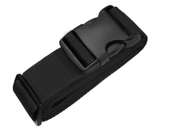 3. TRANVERS Heavy Duty Luggage Strap For Suitcase