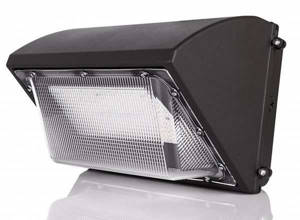 1. Hyperikon 135W LED Wall Pack Fixture