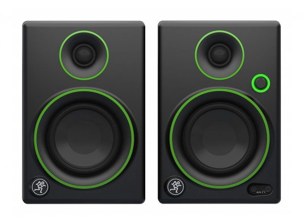 2. Mackie Studio Monitor, Black