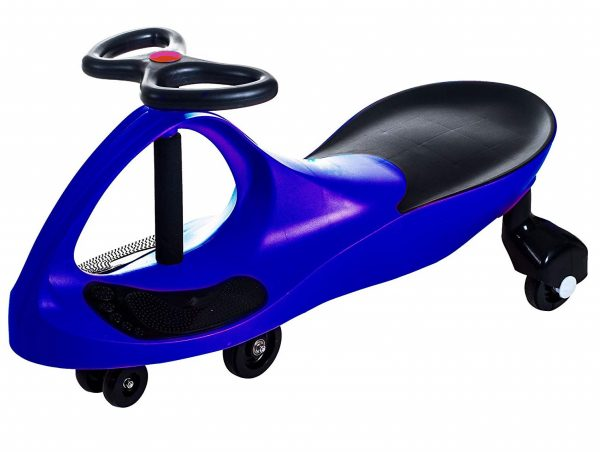 3. Ride on Toy, Ride on Wiggle Car by Lil' Rider - Ride on Toys for Boys and Girls, 2 Year Old And Up, Blue