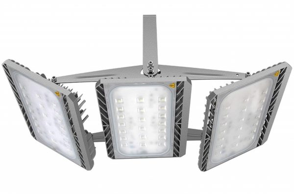 4. LED Flood Light, STASUN 300W 27000lm LED Outdoor Security Lights with Wide Lighting Area