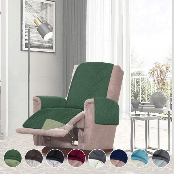Top 10 Best Recliner Chair Slipcovers in 2019 Reviews 495cdefce