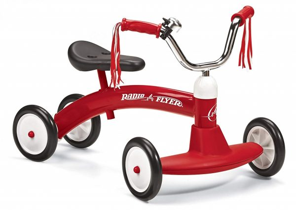 4. Radio Flyer Scoot About Ride on