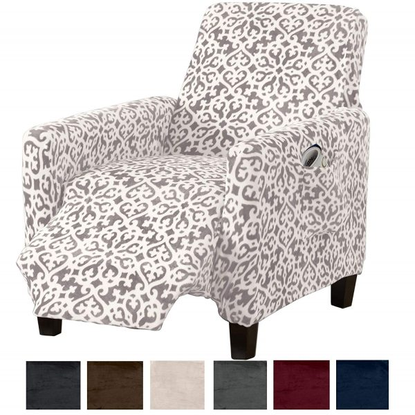 Brilliant Top 10 Best Recliner Chair Slipcovers In 2019 Reviews Unemploymentrelief Wooden Chair Designs For Living Room Unemploymentrelieforg