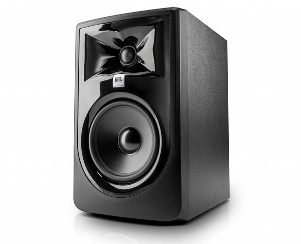 5. JBL Professional 305P MkII 5, 2-Way Powered Studio Monitor (new model) - 305PMKII