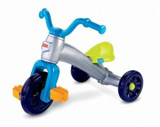7. Fisher-Price Grow-with-Me Trike