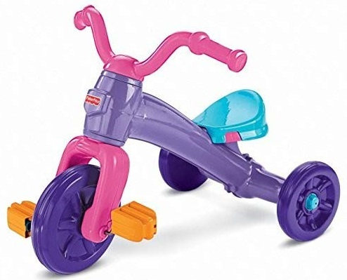 8. Fisher-Price Grow-with-Me Trike - R0322