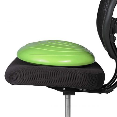 8. Gaiam Balance Disc Wobble Cushion Stability Core Trainer for Home or Office Desk Chair & Kids Alternative Classroom Sensory Wiggle Seat