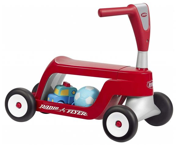 9. Radio Flyer Scoot 2 Scooter Ride On