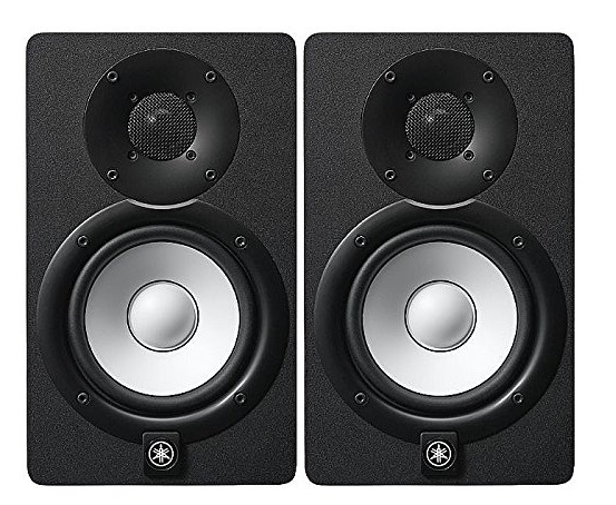 9. Yamaha HS5 Powered Studio Monitor, Pair