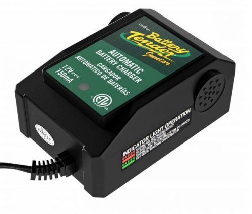 1. Battery Tender 021-0123 Battery Tender Junior 12V, 0.75A Battery Charger